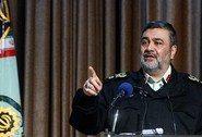 فرمانده ناجا: سران فتنه به کشور خیانت کرده و در مقابل مردم ایستادند