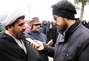 تسلیم ناپذیری ملت ایران در مقابل استکبار، پیام تشییع باشکوه پیکر شهدا است/ با تمام وجود راه شهدا را ادامه می دهیم