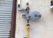 آغاز عملیات علمک گذاری گاز در ۶ روستای سرخس