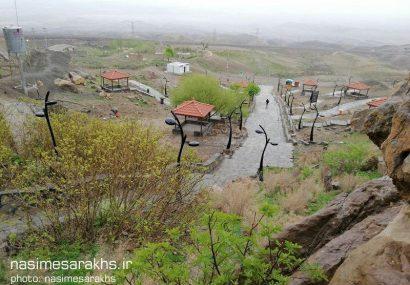 بازدید ۱۱۰۰۰ گردشگر از پارک گردشگری غار مزداوند در نوروز ۹۸