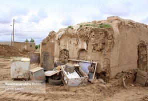 ساخت ۲۵۷ واحد مسکونی در مناطق سیل زده سرخس