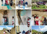 تخریب ۳ واحد مسکونی روستایی سرخس بر اثر بارش طولانی مدت