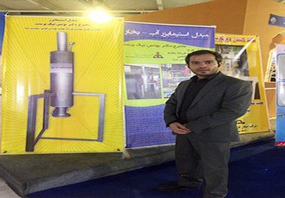 انتخاب کارمند پالایشگاه سرخس به عنوان مهندس سرآمد وزارت نفت