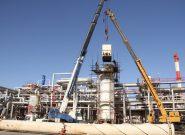 آماده سازی پالایشگاه سرخس برای تولید پایدار گاز در زمستان