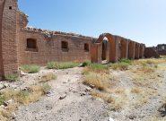 امانت تاریخی خیابان ۱۷ شهریور سرخس در فراموشی!/ متولی «بنای تاریخی انبار غله سرخس» کیست؟