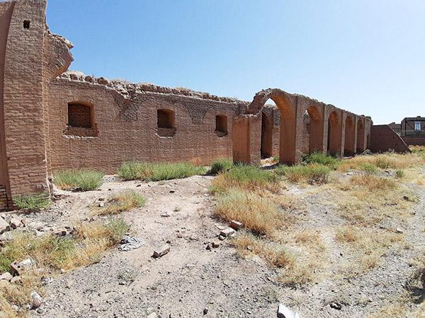 متولی «بنای تاریخی انبار غله سرخس» کیست؟