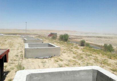 راه ارتباطی روستای پسکمر سرخس همچنان مسدود است