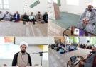 آیین تودیع و معارفه مدیر مدرسه علمیه امام رضا (ع) سرخس برگزار شد