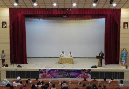 برگزاری جلسه میثاق خانواده ها با مدیران شرکت پالایش گاز شهید هاشمی نژاد