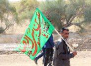 عزیمت ۱۱۰۰۰ زائر پیاده از سرخس بهسوی امام مهربانیها