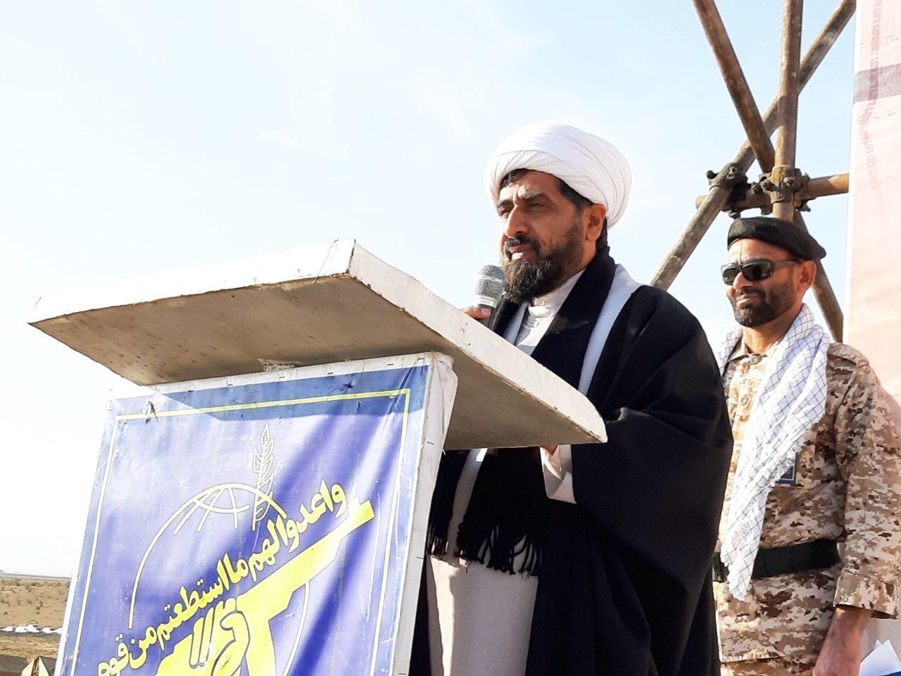 امام جمعه سرخس: تقویت بنیه دفاعی برای جلوگیری از جنگ است