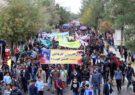 فریاد «استکبارستیزی» در شمال شرقیترین نقطه ایران اسلامی