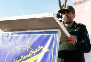 فرمانده سپاه سرخس: رسالت اصلی بسیج پیشگامی در عرصههای انقلاب است