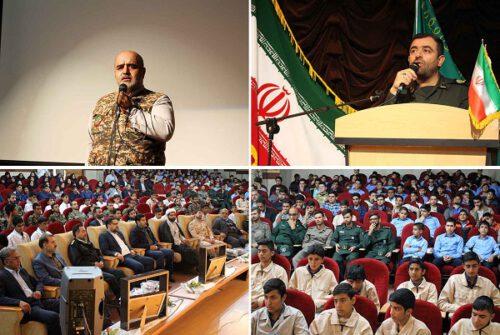 عدهای به دنبال بیگانه کردن نسل جوان با فرهنگ ایثار و شهادت هستند/ شبکه ملی اطلاعات از فرهنگ اصیل ایرانی و اسلامی حفاظت میکند