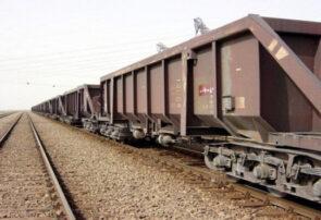 افزایش ۵۸ درصدی صادرات ریلی کشور از مرز سرخس