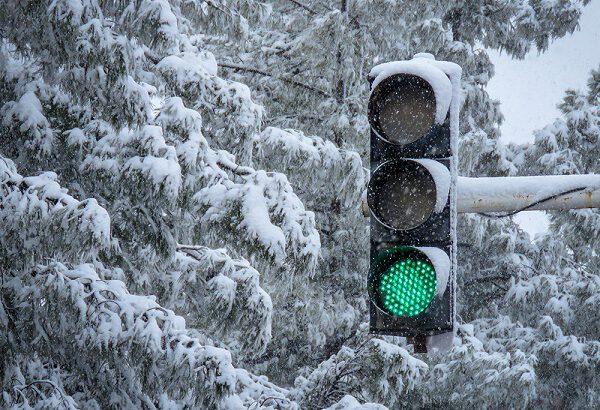 چراغ سبز زمستان به سرخس