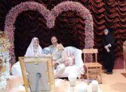 جشن ازدواج آسان مرزبانان در سرخس برگزار شد
