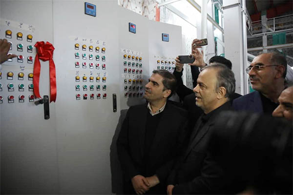افتتاح ۲ کارخانه در منطقه ویژه اقتصادی سرخس