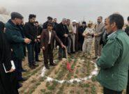 بهرهبرداری و کلنگزنی ۱۸ پروژه عمرانی و کشاورزی در سرخس