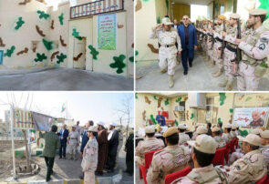 نامگذاری پاسگاه مرزی به نام شهید سپهبد «حاج قاسم سلیمانی» در سرخس