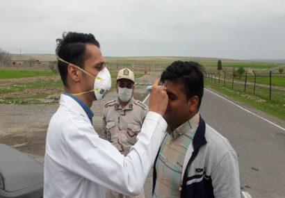 مرزبانی از سلامت مرزنشینان توسط مرزبانان سرخسی