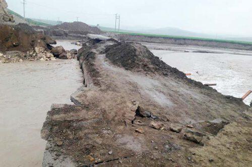 راههای روستایی سیلزده سرخس تا فردا بازگشایی میشود