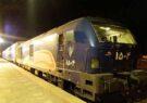 فعالیت دوباره قطار مسافری سرخس- مشهد با دو واگن/ واگنها با ۵۰ درصد ظرفیت پذیرش مسافر دارند