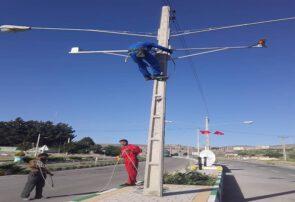 دوربین کنترل سرعت در شهر مزداوند نصب شد/ سرعت مجاز ۴۰ کیلومتر