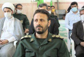 گزارش تصویری؛ آیین تودیع و معارفه فرمانده سپاه سرخس