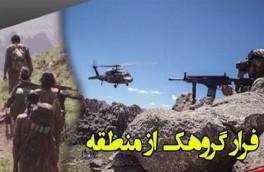 فرار از ارتفاعات آلانه و حاجی عمران در پی حملات دو روز گذشته سپاه