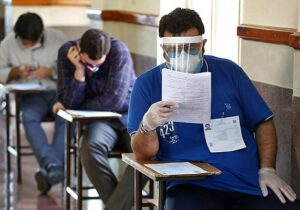 کنکور ۹۹ در سرخس به روایت آمار/ ۱۲۷۸ داوطلب با رعایت پروتکلهای بهداشتی با یکدیگر رقابت میکنند