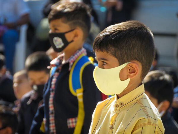 آئین بازگشایی مدارس سرخس با رعایت پروتکلهای بهداشتی