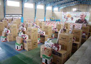 اهدای ۲۷ سری جهیزیه به نوعروسان نیازمند توسط سپاه سرخس