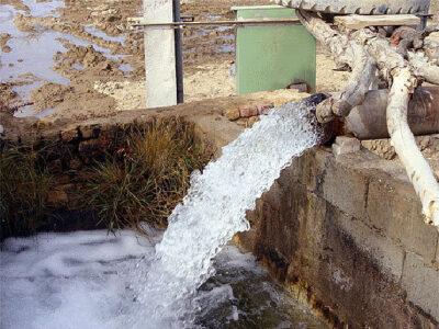 جلوگیری از برداشت غیرقانونی ۴ میلیون مترمکعب آب در دشت سرخس