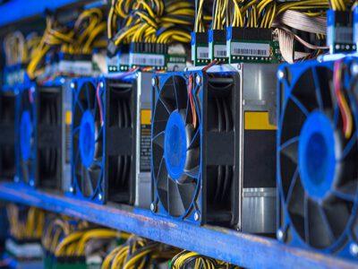 کشف مزرعه استخراج ارز دیجیتال در سرخس