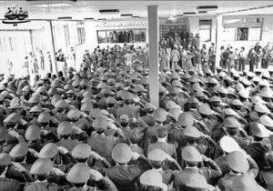 روایتی از روزهای منتهی به انقلاب؛ «بیعت همافران با امام خمینی»