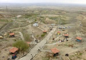 بازدید ۱۶۰۰ نفر از پارک گردشگری غار مزداوند در نوروز امسال