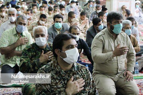 مراسم گرامیداشت سیودومین سالگرد ارتحال امام خمینی(ره) در سرخس