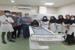 راهاندازی بخش «سیتیاسکن» بیمارستان سرخس با مساعدت آستان قدس رضوی