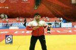 «مسعود سفیدی»، قهرمان المپیکی سرخس از کار اخراج نشده است