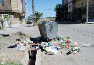 مردم، شهرداری سرخس را در نظافت شهری مردود کردند