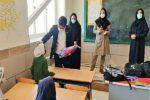 اهدای ۴۰۰ بسته نوشت افزار به دانشآموزان تحت پوشش بهزیستی سرخس